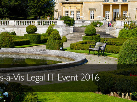 Enable to Attend Vis-à-Vis 2016