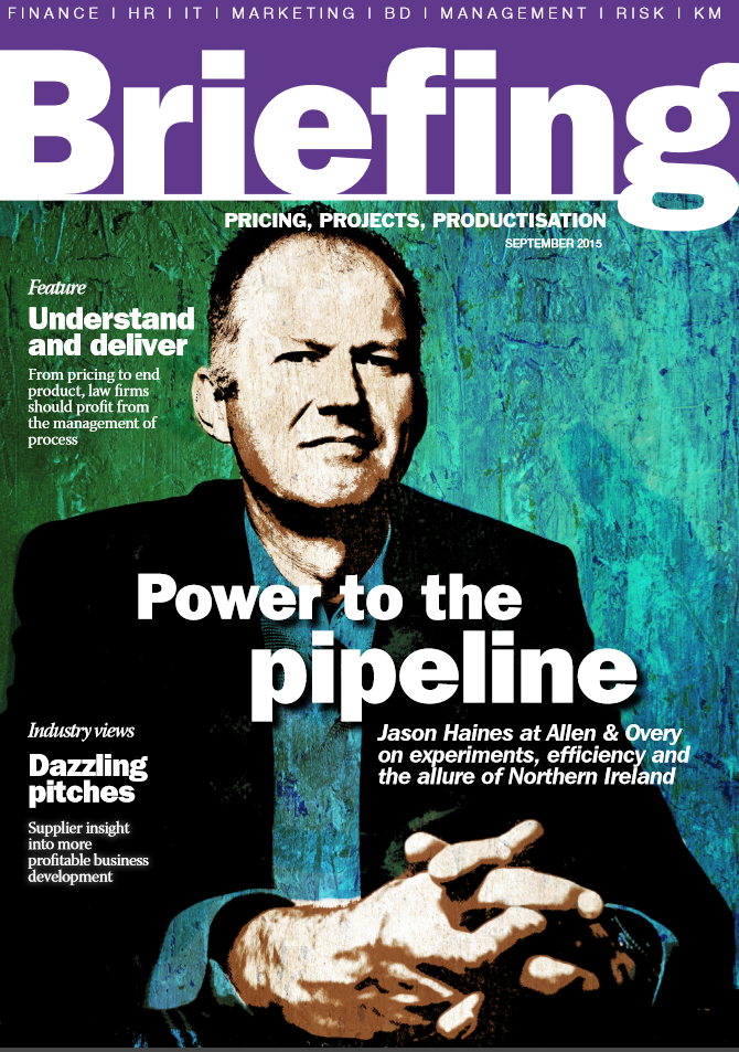 Briefing Cover, September 2015