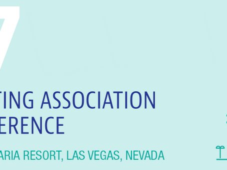 Enable return to the LMA Annual Conference in Aria Resort, Las Vegas, on the 27th - 29th March