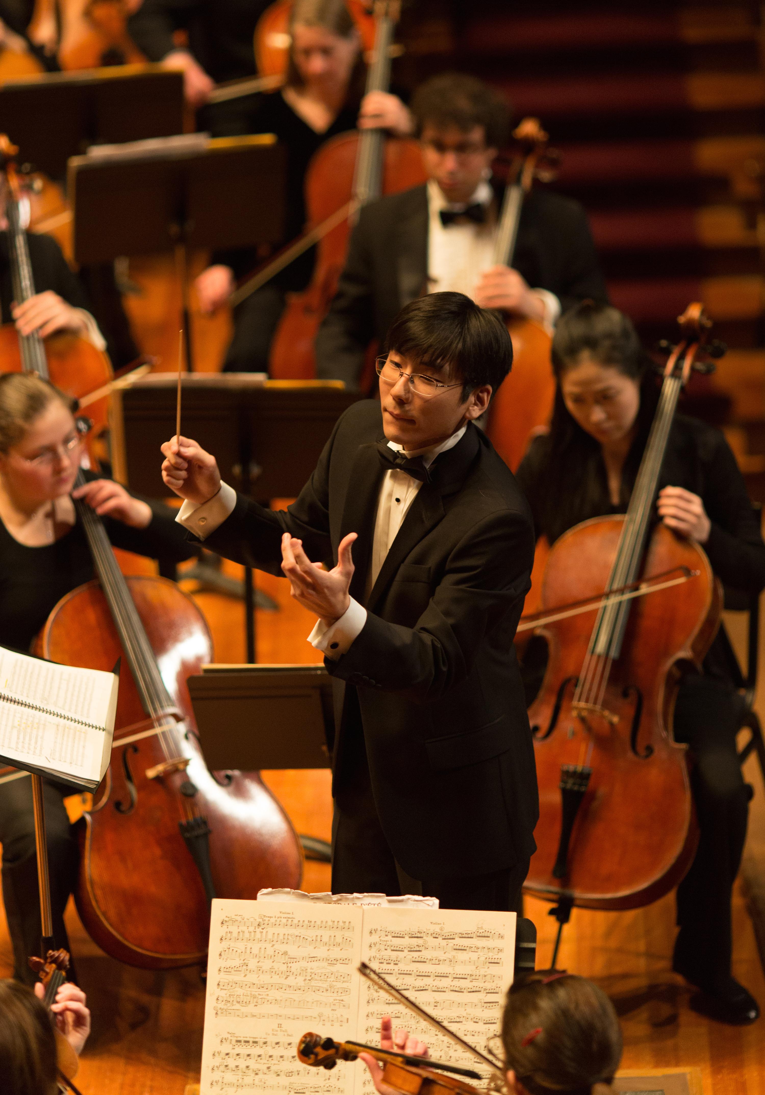 Taichi Fukumura, Berlioz Symphonie Fantastique
