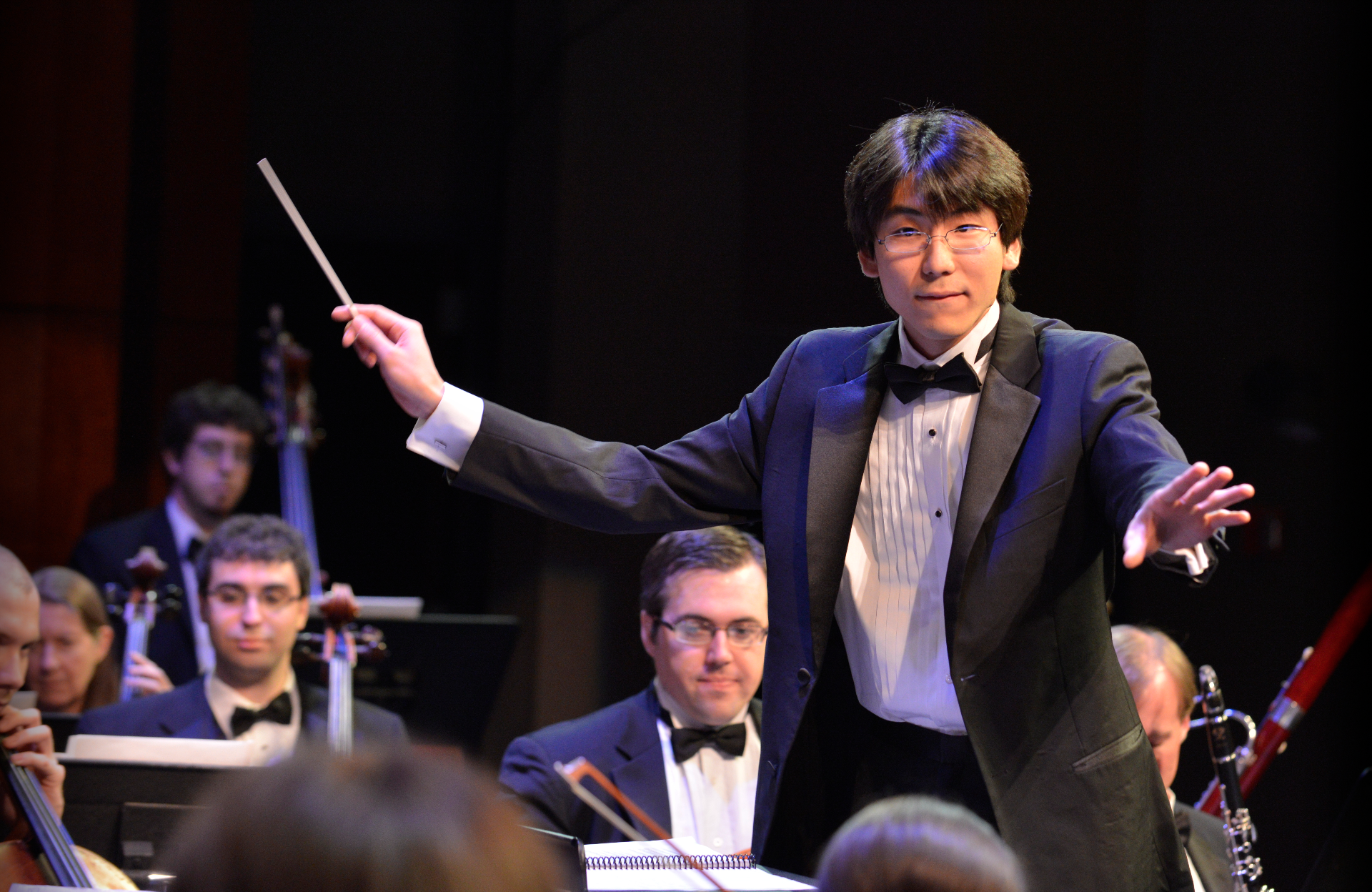 Taichi Fukumura, Boston Civic Symphony
