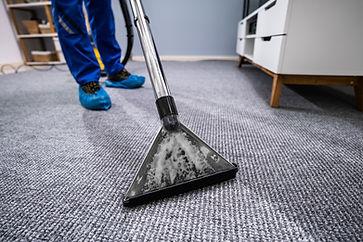 La Gestion Élite, Entretien des tapis et surfaces en tissus