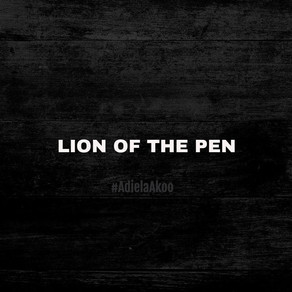 LION OF THE PEN