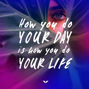 How do you do your day?