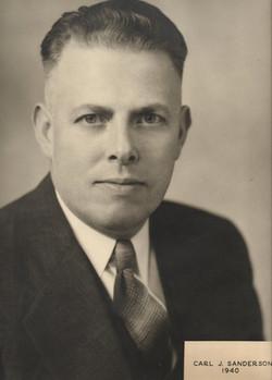 1940 Carl J. Sanderson