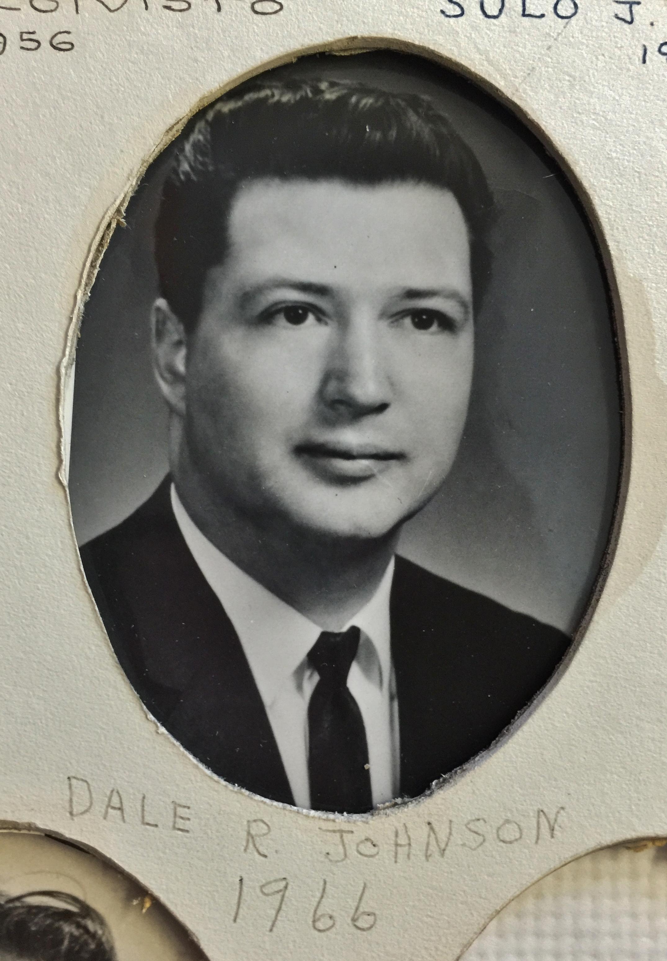 1966 Dale R. Johnson