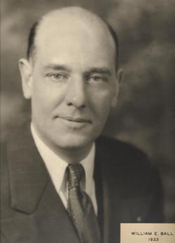 1933 William E. Ball