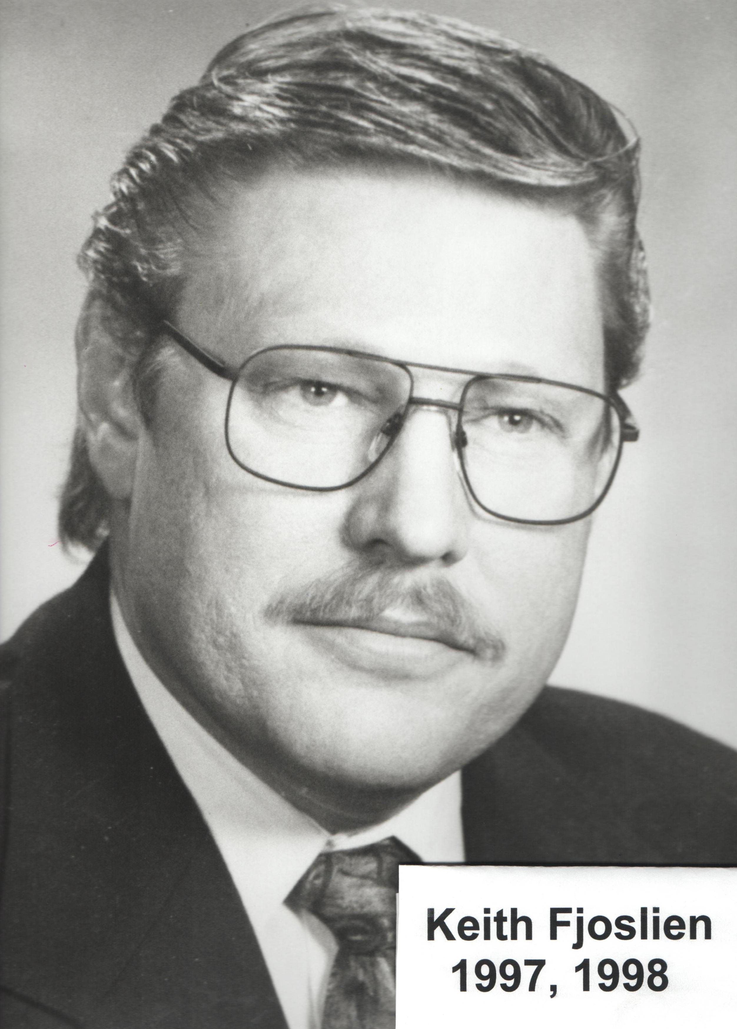 1997-1998 Keith Fjoslien