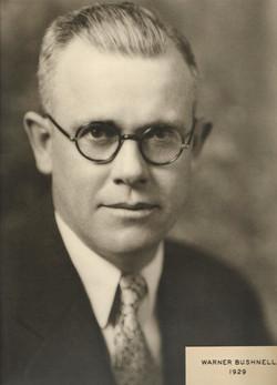 1929 Warner Bushnell
