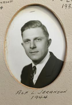 1944 Alf L. Jeranson