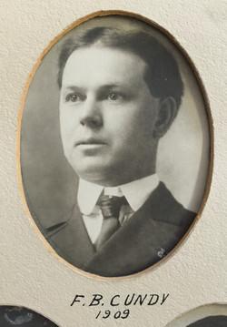 1909 F.B. Cundy