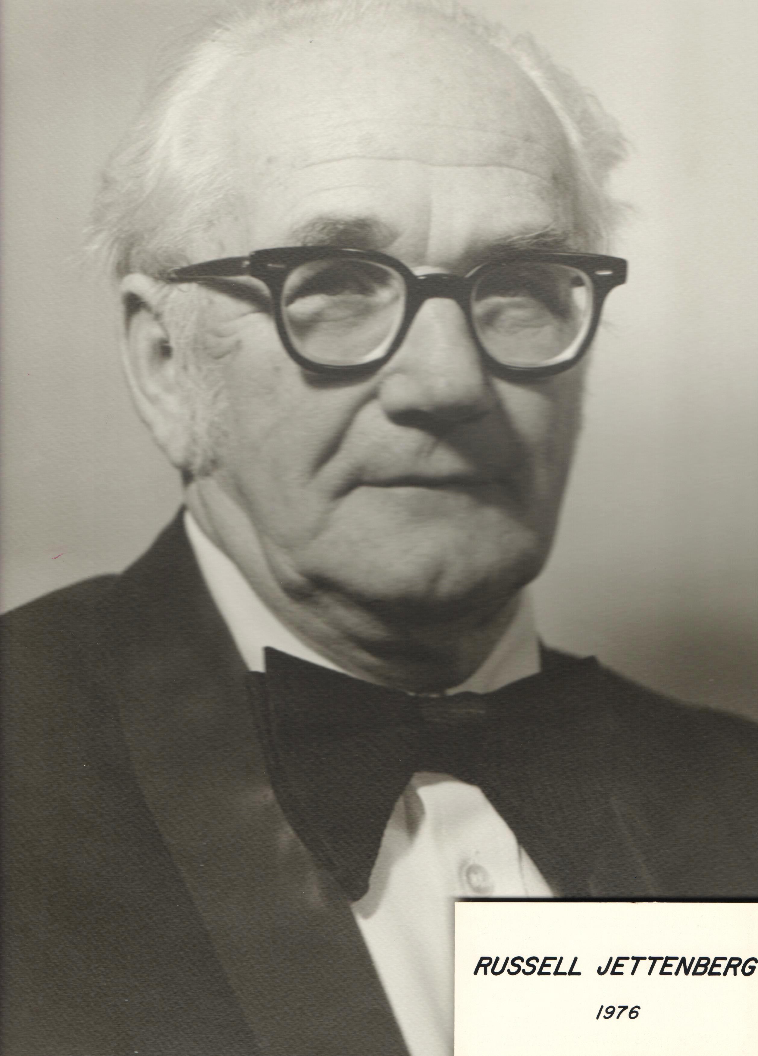 1976 Russell Jettenberg