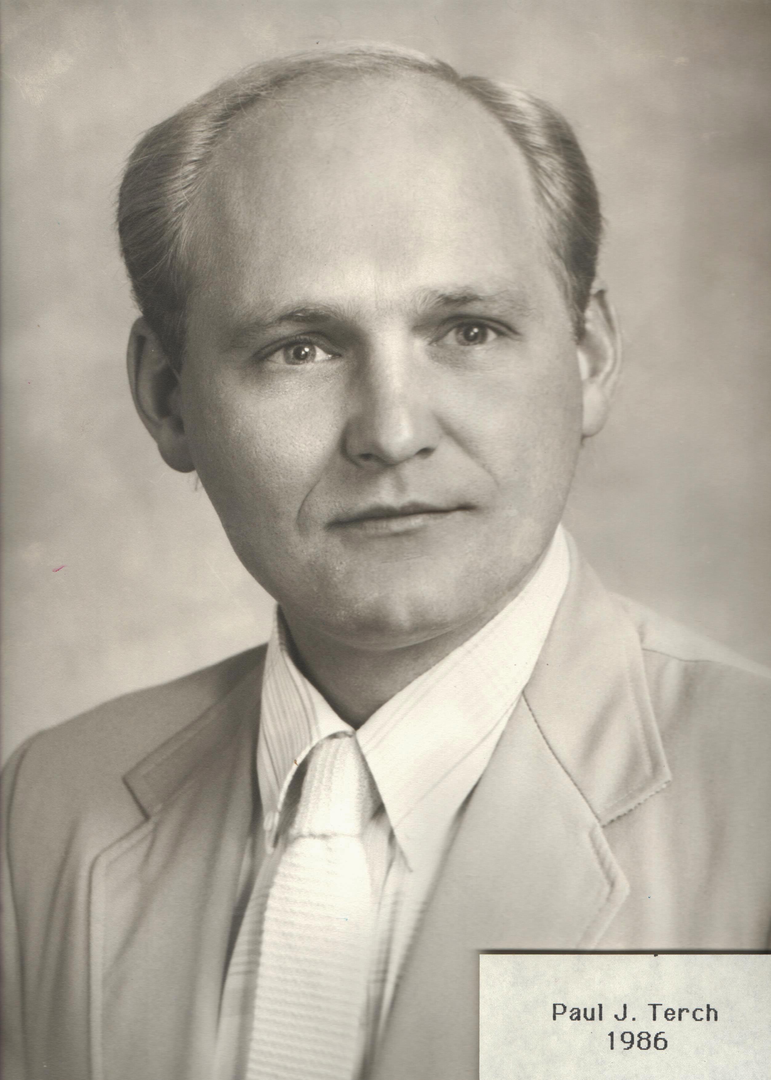 1986 Paul J. Terch