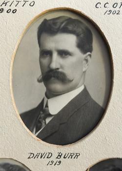 1919 David Burr