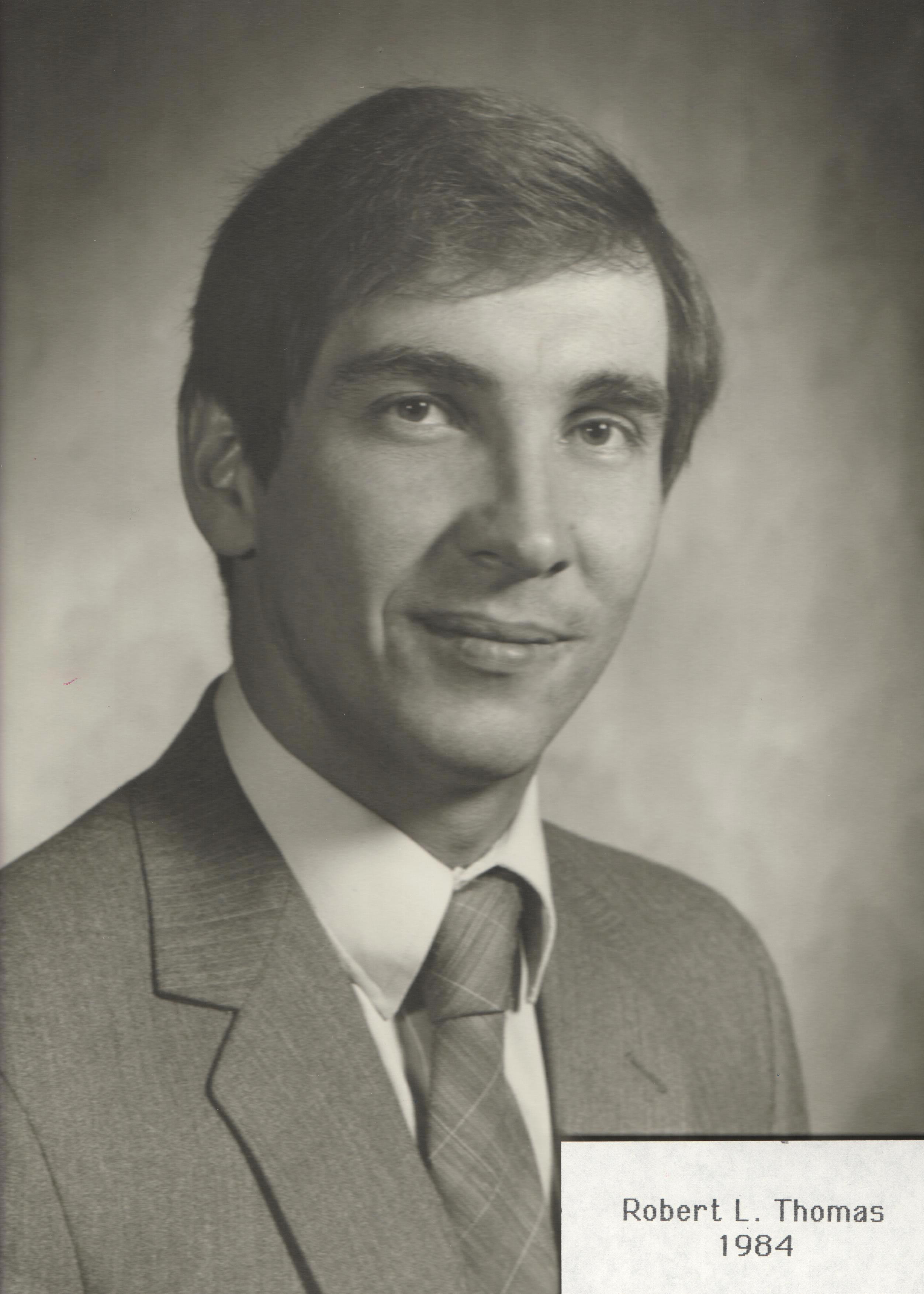 1984 Robert L. Thomas