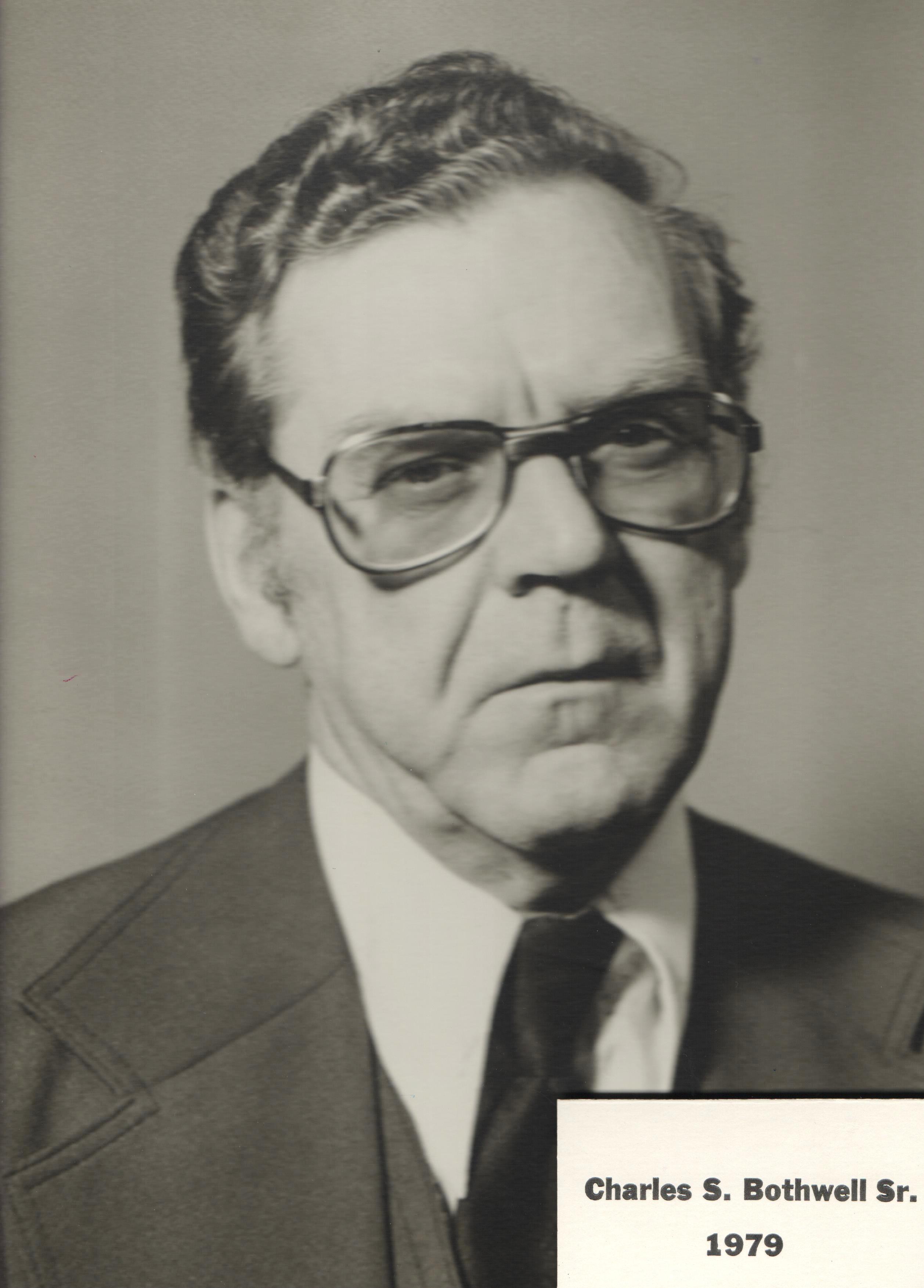 1979 Charles S. Bothwell Sr.