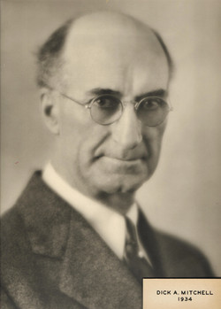 1934 Dick A. Mitchell
