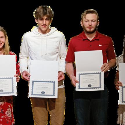 Congratulations 2021 Scholarship Winners!