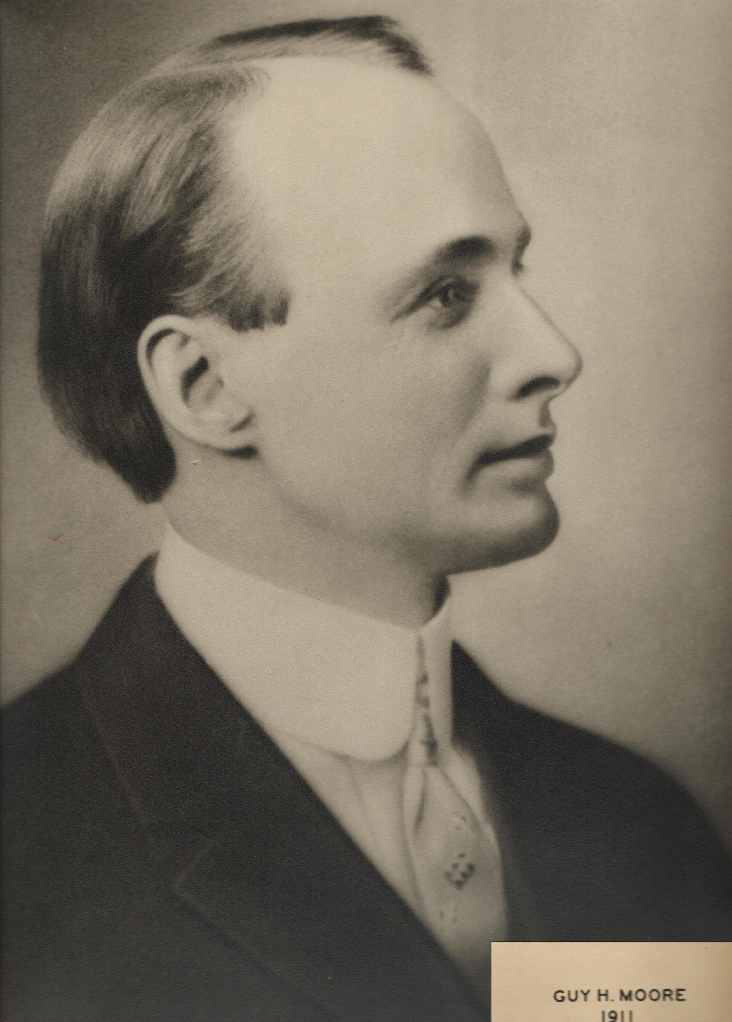 1911 Guy H. Moore