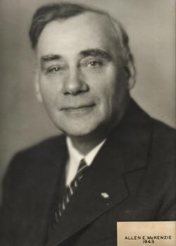 1943 Allen E. McKenzie