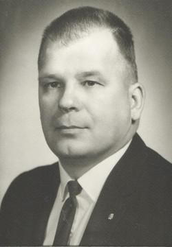 1967 Alden Hendrickson