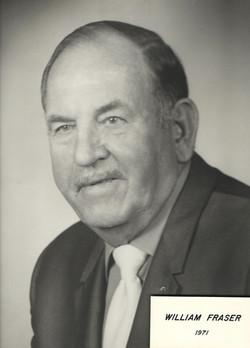 1971 William Fraser