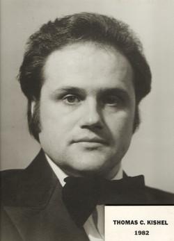 1982 Thomas C. Kishel