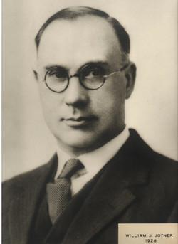 1928 William J. Joyner