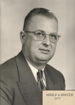 1953 Harold V. Hansen