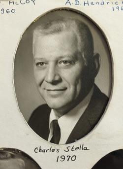 1970 Charles Stella