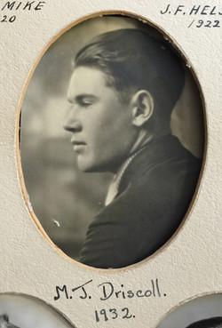 1932 M.J. Driscoll