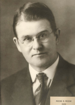 1920 Reese D. Reese