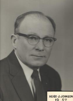 1957 Hugo J. Johnson