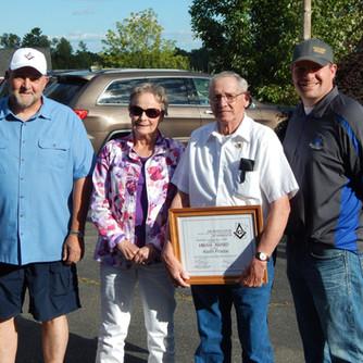 Hiram Award: Keith Priebe