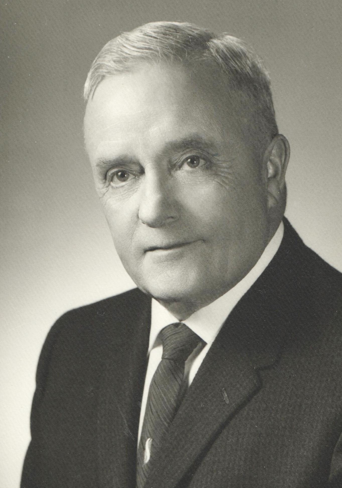 1957 August A. Forsman
