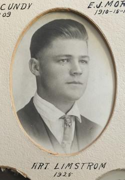 1925 Art Limstrom