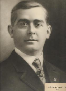 1907 Adelbert Trotter