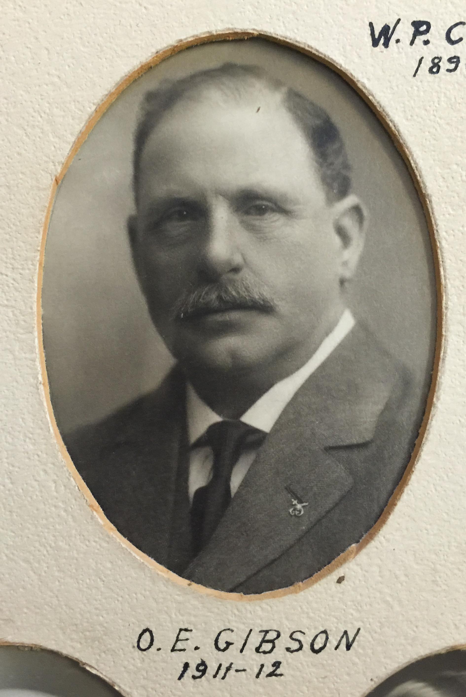 1911-1912 O.E. Gibson