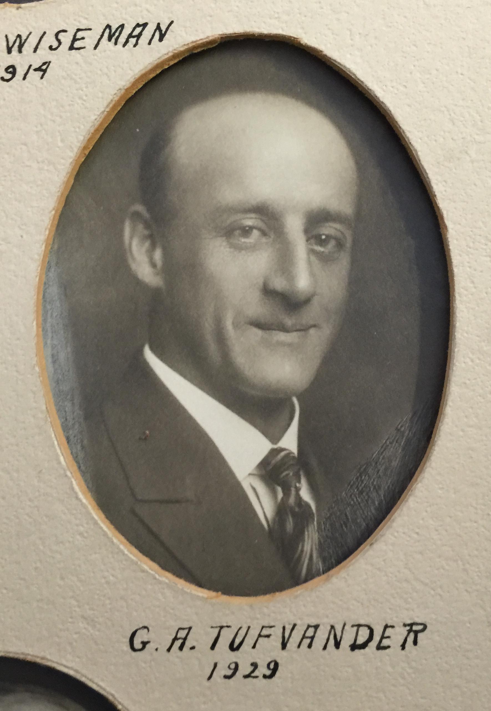 1929 G.A. Tufvander