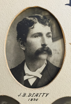 1895 J.B. Beatty