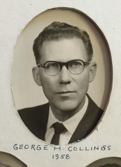 1958 George H. Collings