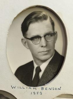 1959 William Benson