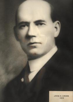 1909 John H. Crowe