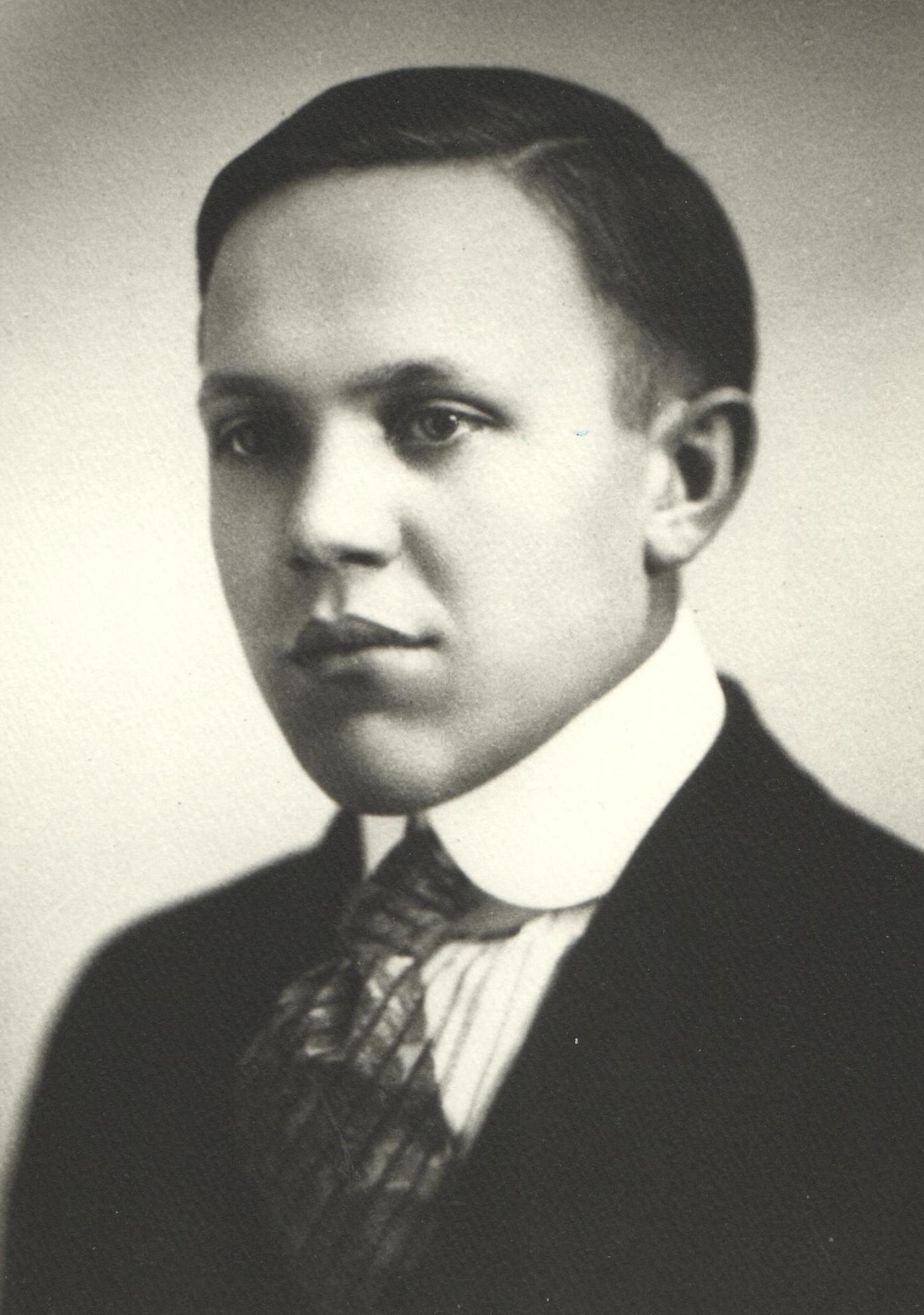 1931 A. F. Anderson