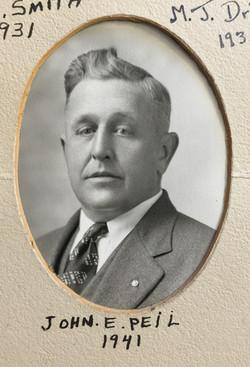 1941 John E. Peil