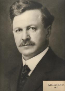 1912 Emerson D. McNeil