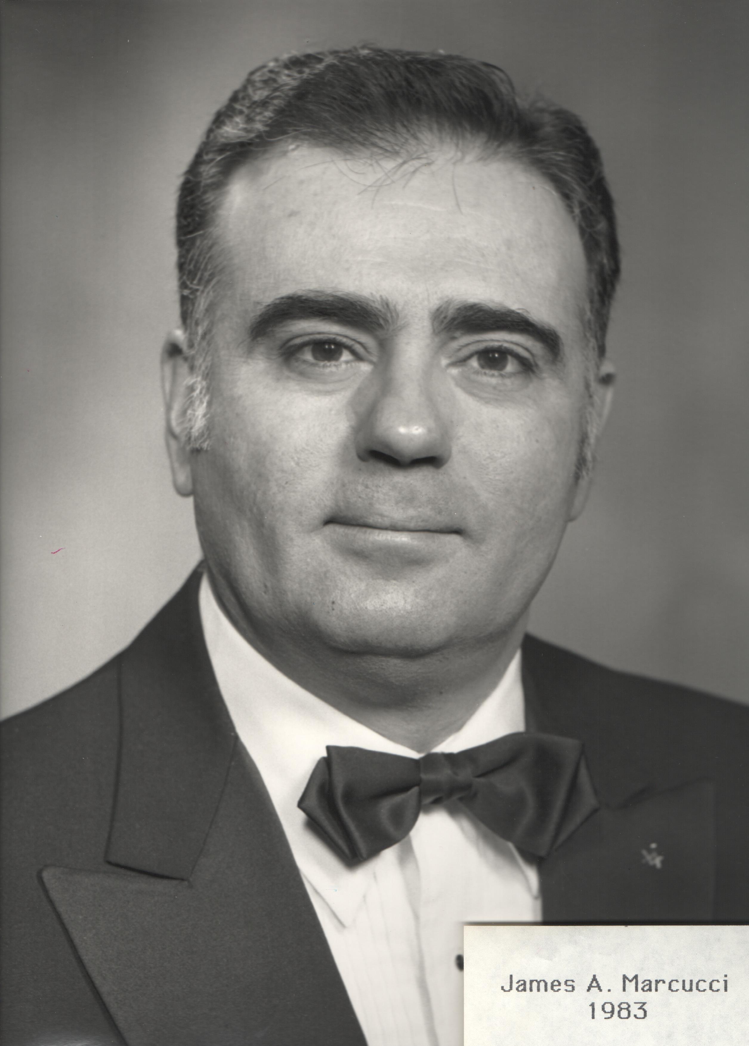 1983 James A. Marcucci
