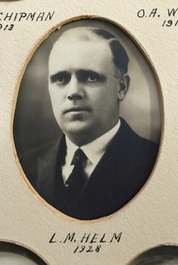 1928 L.M. Helm