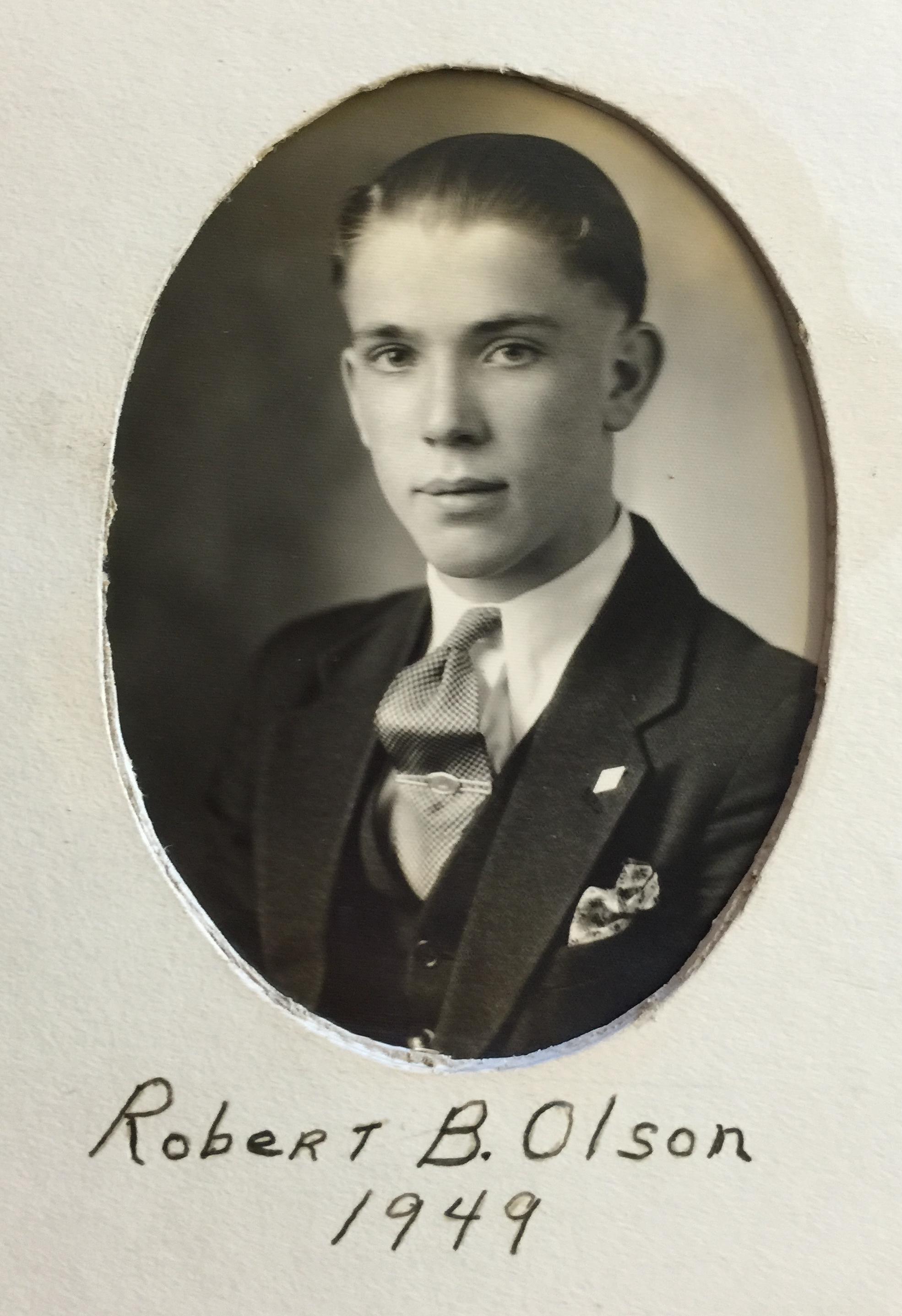 1949 Robert B. Olson