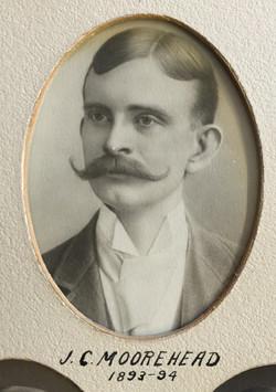 1893-1894 J.C. Moorehead